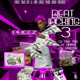 Beat Jacking 3 Pheez front cover