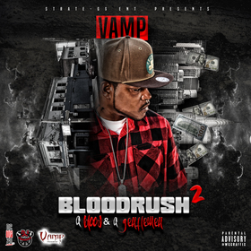 BloodRush2: A Blood & A Gentleman Vamp front cover