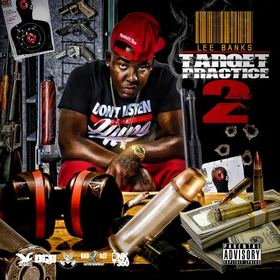 Target Practice 2 Lee Banks front cover