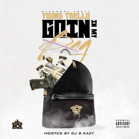 Stackboy Trell- Goin In My Bag DJ B Eazy front cover
