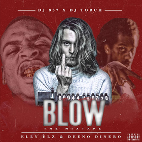 Blow Deeno Dinero front cover