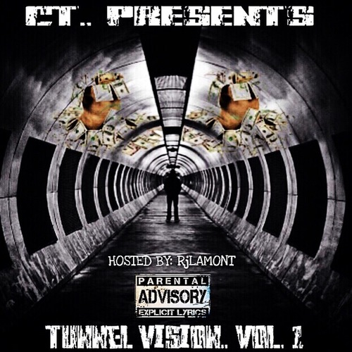 cover 3 tunnel vision vol 1 hosted by rj lamont spinrilla