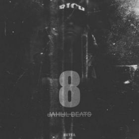 Crack Music 8 Jahlil Beats front cover