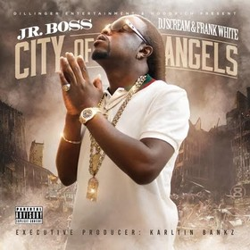 City Of Angels Jr. Boss front cover