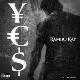 ¥€$ Rambo Kay Official front cover