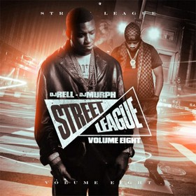 Street League 8 DJ Rell front cover