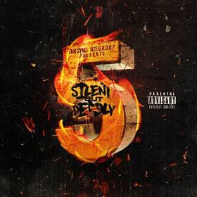 Silent But Deadly Vol. 5 DJ Infamous front cover