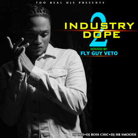 Industry Dope 2 DJ Tati front cover