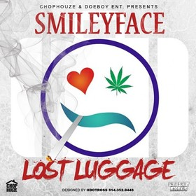 Lost Luggage Smileyface front cover