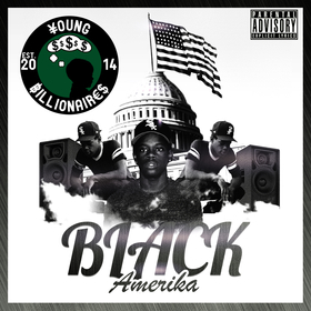Black Amerika D.Green front cover