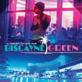 Biscayne Green B. Green front cover