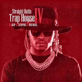 Straight Outta Trap House IV DJ ASAP front cover