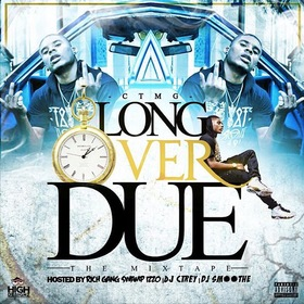 Long Over Due CTMG front cover