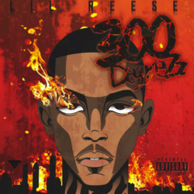 300 Degrezz Lil Reese front cover