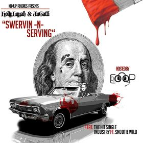 Swervin-N-Serving HollyWood615 front cover