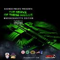 The Nerve Of These N!gg*s - Massachusetts Edition DJ Cinco P Beatz front cover
