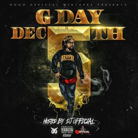 G-Day DJ Official front cover