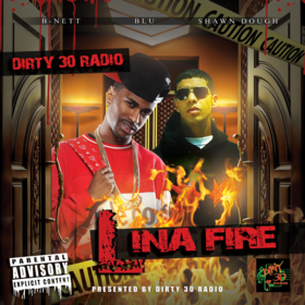 LINA FIRE DIRTY30RADIO front cover
