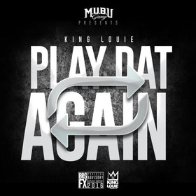 Play Dat Again King Louie front cover