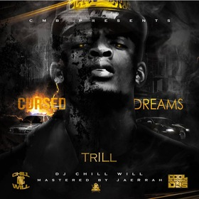 Cursed Dream CHILL iGRIND WILL front cover