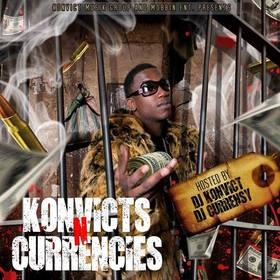konvicts n currencies Various Artists front cover