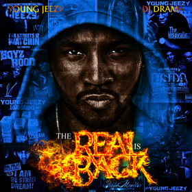 The Real Is Back Jeezy front cover