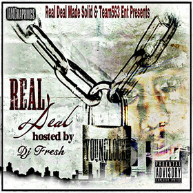 Real Deal Lock front cover