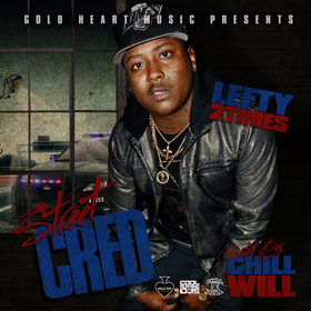 Street Cred CHILL iGRIND WILL front cover