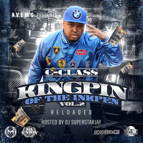 C-Class - Kingpen Of The Inkpen Vol.2 Reloaded Various Artists front cover