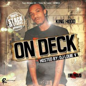 On Deck King Hood VBC front cover