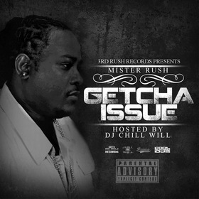 Getcha Issue Mister Rush front cover