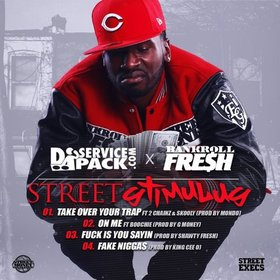 Street Stimulus EP Bankroll Fresh front cover