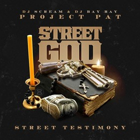 Street God Project Pat front cover