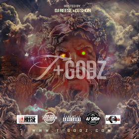 T Godz T-Godz Music front cover