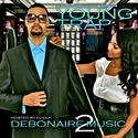 Debonaire Music 2 Young Trap front cover