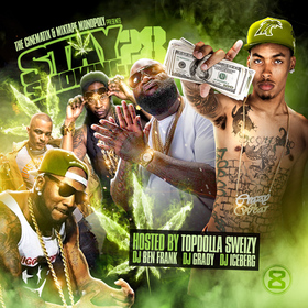 Stay Smokin 28 (Hosted By Topdolla Sweizy) DJ Ben Frank front cover