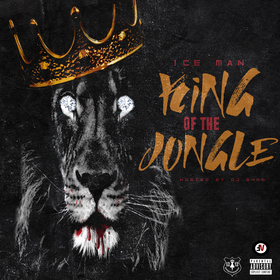 King Of The Jungle IceMan (1212 Ent) front cover