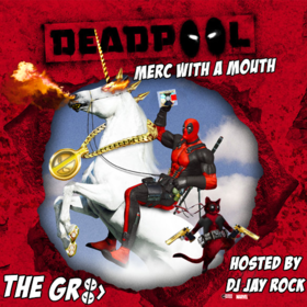 Dead Pool (Merc With A Mouth) The Gr8 Wapeddell front cover