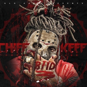 Back From The Dead 3 Chief Keef front cover