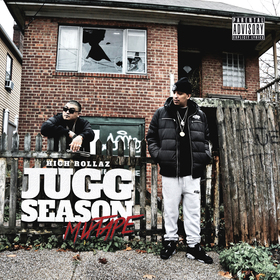 High Rollaz - Jugg Season DJ ASAP front cover