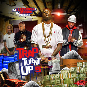 Trap Turnt Up 5 DJ Testarosa front cover