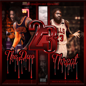 The Duo Threat Star Gang front cover