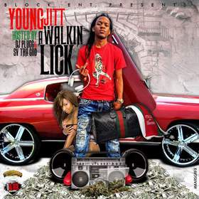 A Walking lick young jit front cover