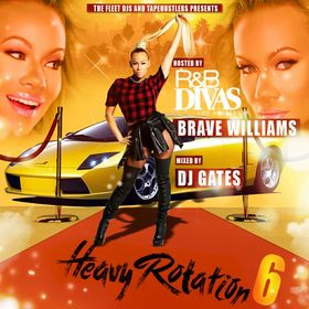 Heavy Rotation 6 Various Artists front cover
