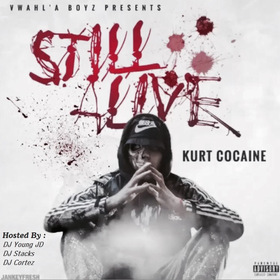 Still Alive Kurt Cocaine front cover