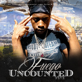 Uncounted WRNR Benzo Fuego front cover