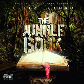 The Jungle Book Greez Blanko front cover