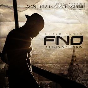 F.N.O. (Failure's No Option) Lloyd Banks front cover