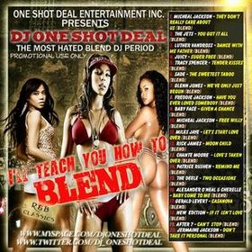 I'll Teach You How To Blend Various Artists front cover