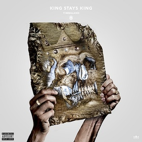 King Stays King Timbaland front cover